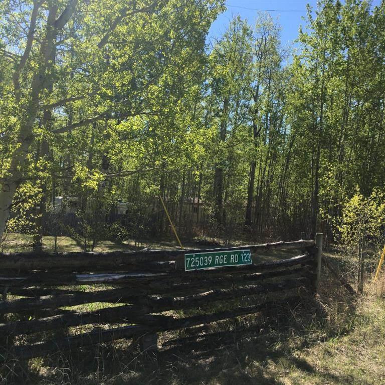 725039 TWP 123 Range Road - Photo 1