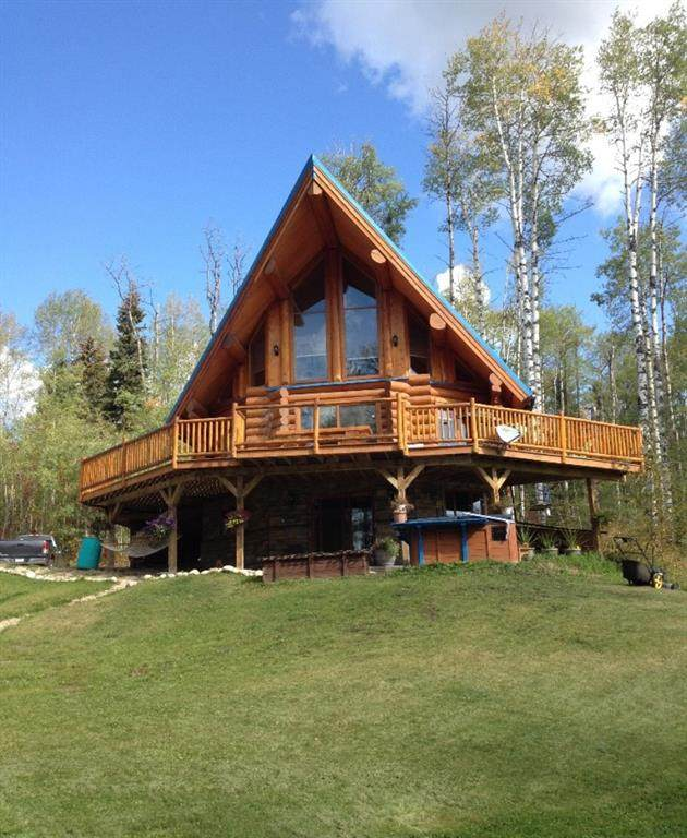 26 124062 Township Road 593A, Rural Woodlands County, AB T7S 1P5 (#A1131277) :: Canmore & Banff