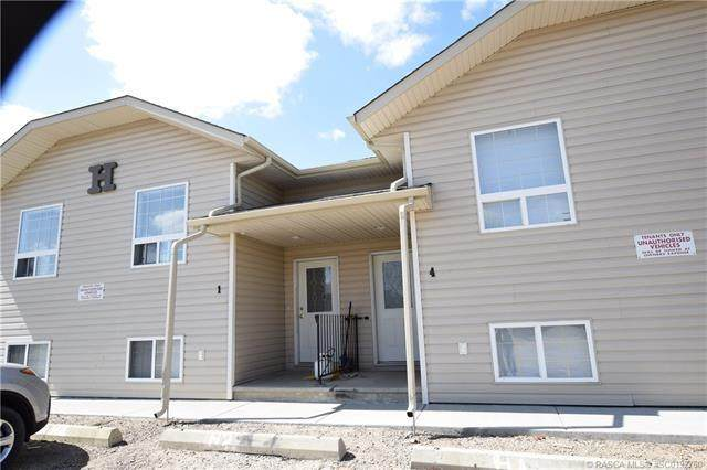 104 Upland Trail H1-4, Brooks, AB T1R 1L6 (#A1139964) :: Calgary Homefinders