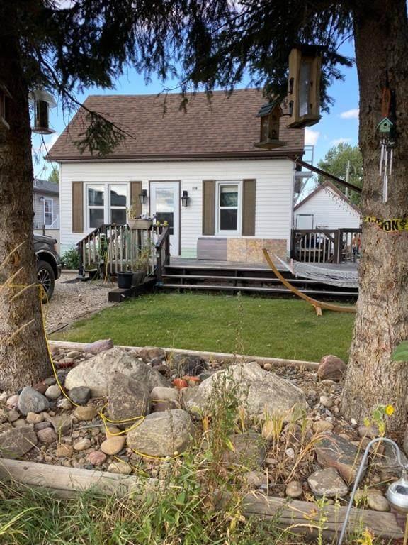 10 W 1 Avenue, Rosalind, AB T0B 3Y0 (#A1143236) :: Calgary Homefinders