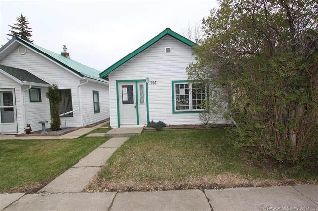 226 3rd Street W, Drumheller, AB T0J 0Y1 (#A1145483) :: Calgary Homefinders