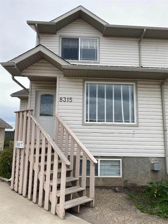 8315 114A Street, Grande Prairie, AB T8W 2S3 (#A1148031) :: Calgary Homefinders