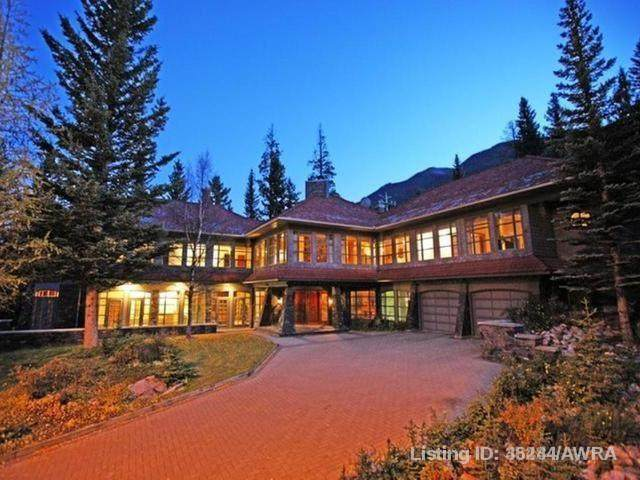 4 Cascade Court, Banff, AB T1L 1B1 (#AW45444) :: Redline Real Estate Group Inc