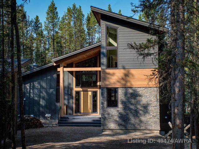 57 Lakeshore Drive, Kananaskis, AB T0L 2H0 (#AW49474) :: Canmore & Banff