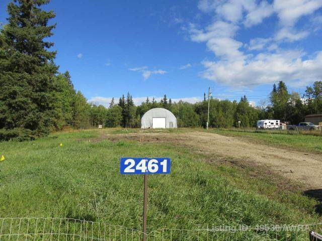 2461 Mistassiny Road N, Wabasca, AB T0G 2K0 (#AW49530) :: Canmore & Banff