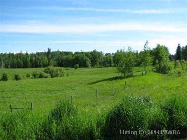 Range Rd 141A, Rural Yellowhead, AB  (#AW50441) :: Western Elite Real Estate Group