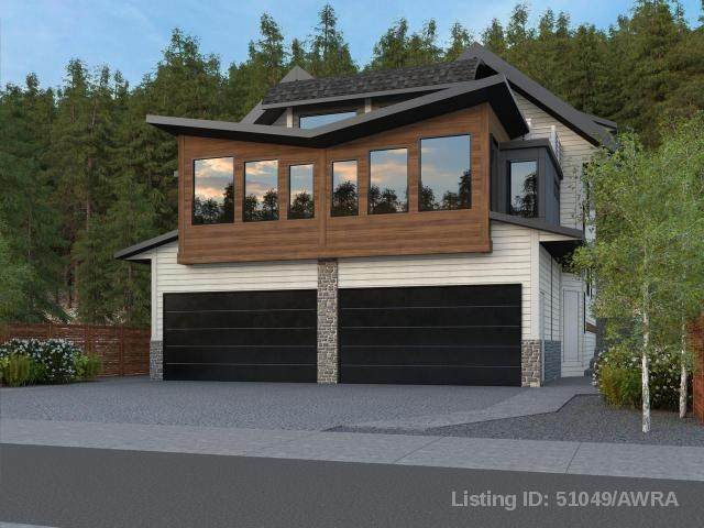 273B Three Sisters Drive, Canmore, AB T1W 2M4 (#AW51049) :: Redline Real Estate Group Inc