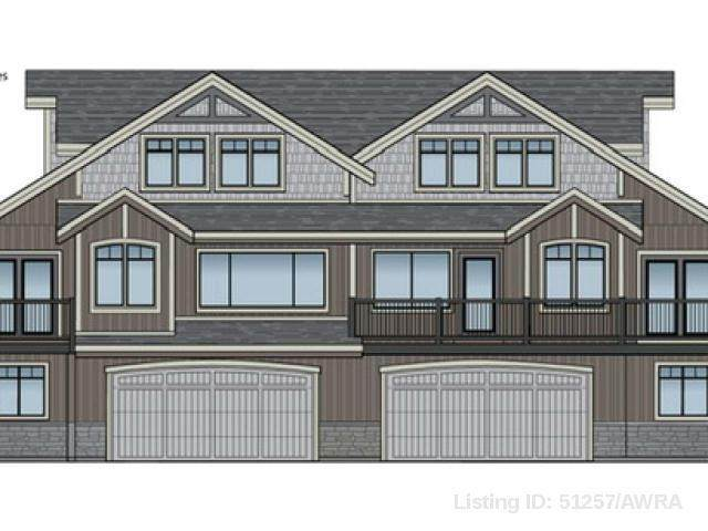 138 Rundle Crescent Cul-Du-Sac NE, Canmore, AB T1W 2L6 (#AW51257) :: Canmore & Banff