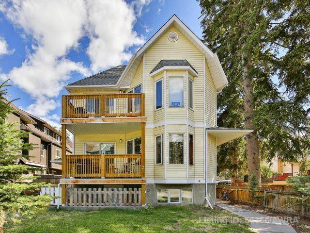 3 Rabbit Street, Banff, AB T1L 1B1 (#AW51356) :: Redline Real Estate Group Inc