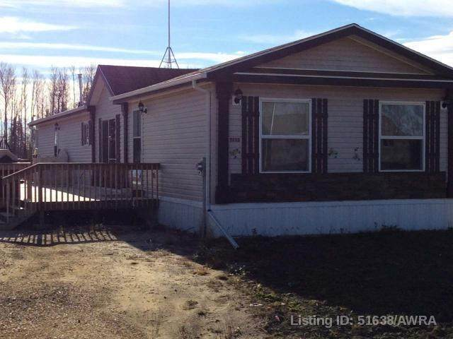 4221 Caribou Crescent, Wabasca, AB T0G 2K0 (#AW51638) :: Canmore & Banff