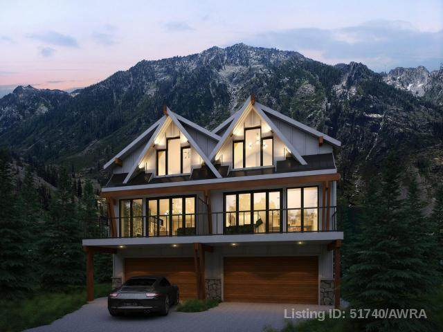 805 5TH STREET 1NE, Canmore, AB T1W 2G1 (#AW51740) :: Canmore & Banff
