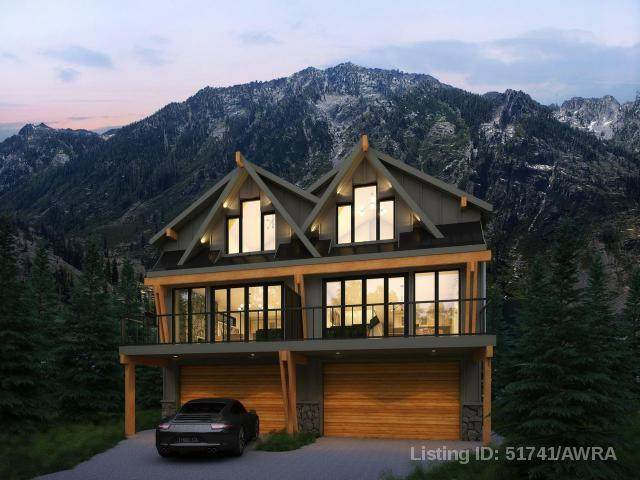 810 3RD Street 1SW, Canmore, AB T1W 2J7 (#AW51741) :: Canmore & Banff