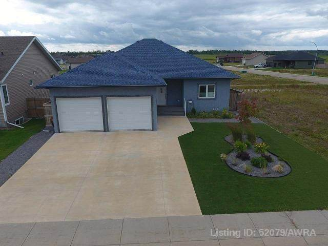 6107 52 AVE, Barrhead, AB T7N 0A7 (#AW52079) :: Canmore & Banff