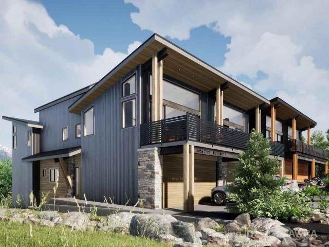 1080 Lawrence Grassi Ridge, Canmore, AB T1W 3C2 (#AW52252) :: Canmore & Banff