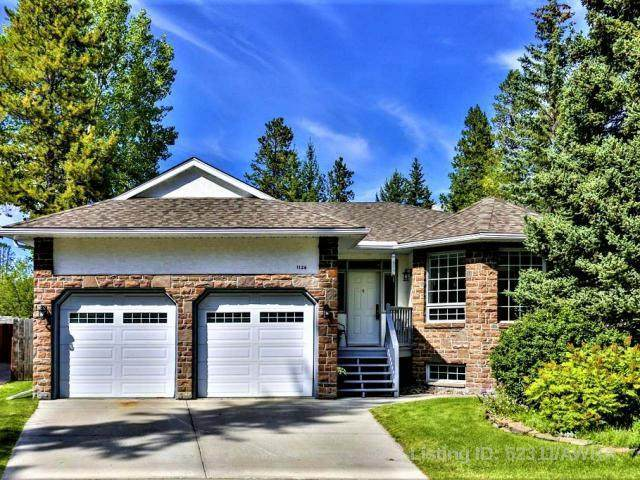 1126 14TH Street, Canmore, AB T1W 1V7 (#AW52311) :: Canmore & Banff