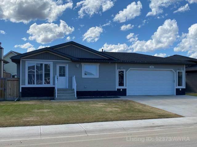 729 10 STREET SE, Slave Lake, AB T0G 2A3 (#AW52373) :: Canmore & Banff