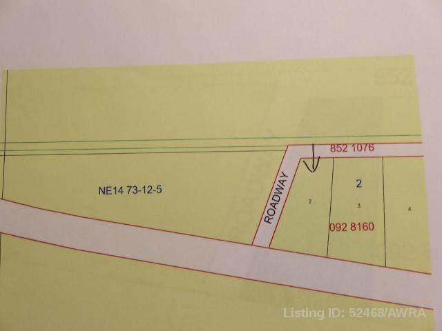 Lot 2 Range Rd 121A, Faust, AB 11215 (#AW52468) :: The Cliff Stevenson Group