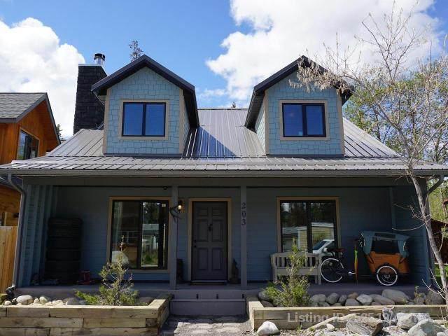 203 Ash Ave, Jasper, AB T0E 1E0 (#AW52519) :: Canmore & Banff