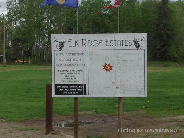 lot 6 Elk Ridge Estates - Photo 1