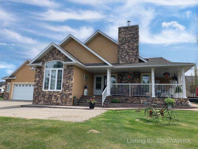 211 Woodley Drive, Hinton, AB T7V 2C5 (#AW52567) :: Redline Real Estate Group Inc
