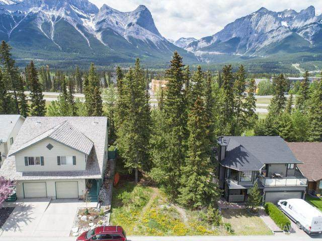 135 Cougar Point Road, Canmore, AB T1W 1A1 (#AW52632) :: Canmore & Banff
