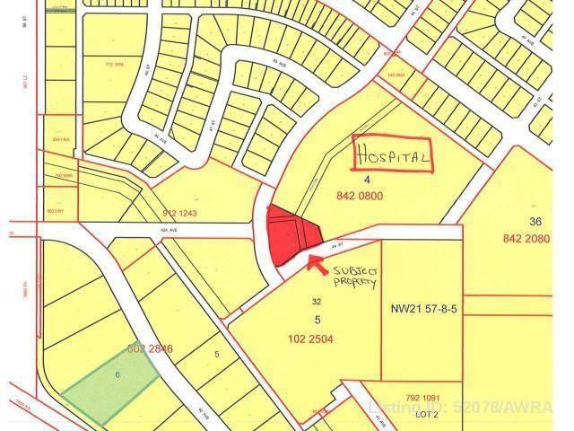 45 AVE 45 STREET, Mayerthorpe, AB  (#AWI52078) :: Calgary Homefinders