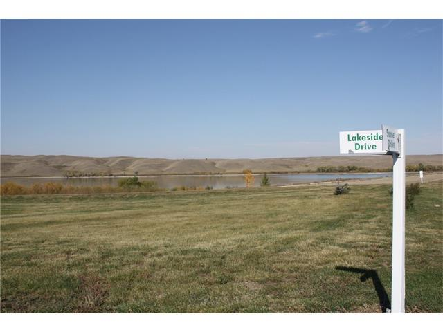 734 Lakeside Drive, Rural Vulcan County, AB T0B 2R0 (#C4086719) :: The Cliff Stevenson Group