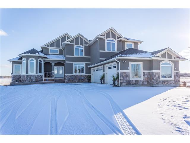 32085 288 Avenue E, Rural Foothills M.D., AB 92399 (#C4099909) :: Redline Real Estate Group Inc
