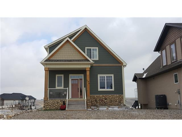 154 White Pelican Way, Rural Vulcan County, AB T0L 2B0 (#C4101898) :: The Cliff Stevenson Group
