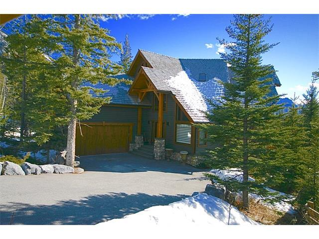 517 Silvertip Road, Canmore, AB T1W 3H3 (#C4104193) :: Canmore & Banff