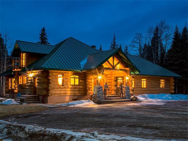 65045 Highway 40, Rural Bighorn M.D., AB T4C 1A4 (#C4107100) :: Canmore & Banff
