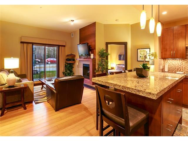 1818 Mountain Avenue #101, Canmore, AB T1W 3M3 (#C4109104) :: Canmore & Banff