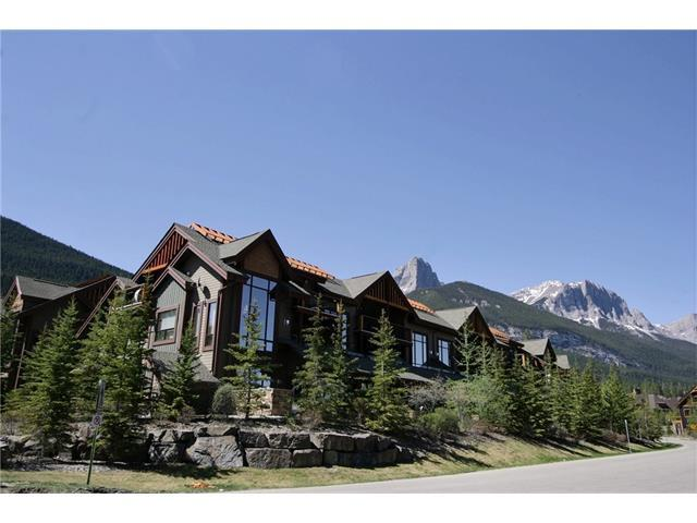 107 Armstrong Place #220, Canmore, AB T1W 0A5 (#C4110390) :: Canmore & Banff