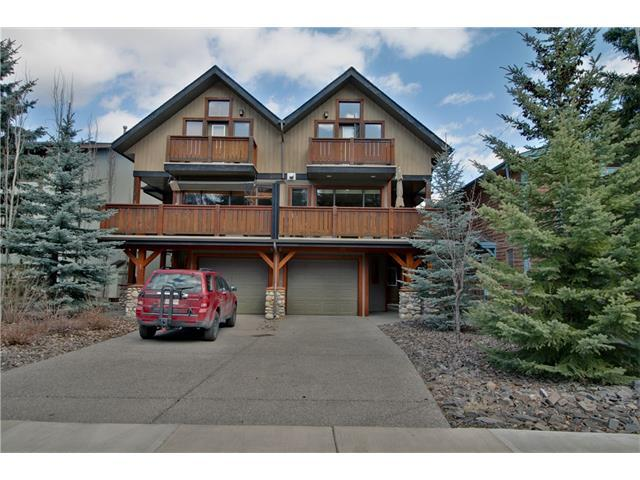 626 3rd Street #3, Canmore, AB T1W 2J5 (#C4111626) :: Canmore & Banff