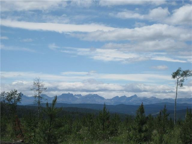 Larsen Pasture Road, Rural Bighorn M.D., AB T4C 1A1 (#C4112303) :: Canmore & Banff