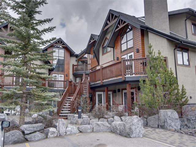 834 4th Street #104, Canmore, AB T1W 2H6 (#C4113675) :: Canmore & Banff