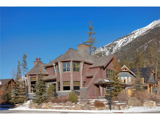 565 Silvertip Road, Canmore, AB T1W 3A5 (#C4113855) :: Canmore & Banff