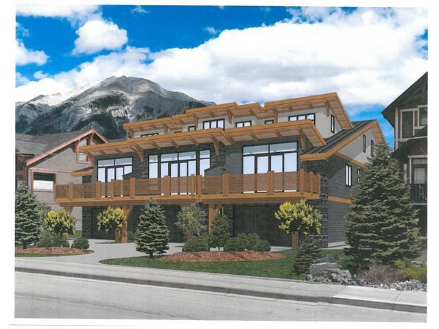 109 Rundle Drive #3, Canmore, AB T1W 2L8 (#C4117346) :: Canmore & Banff