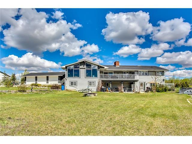 78 Campbell Drive, Rural Rocky View County, AB T3L 2P5 (#C4118905) :: The Cliff Stevenson Group