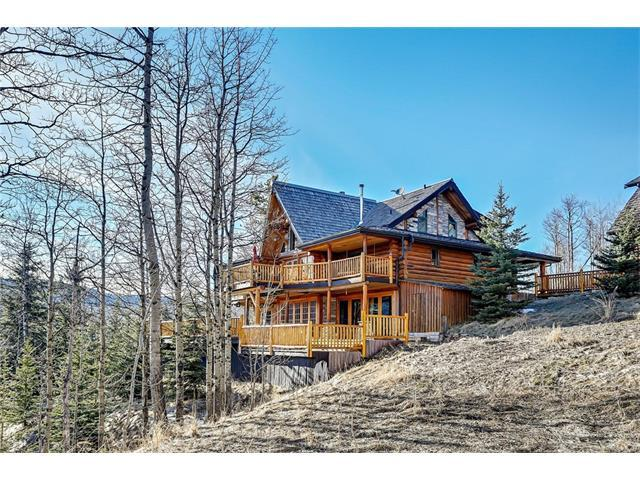74196 Forestry Trunk Road, Rural Bighorn M.D., AB T4C 2B8 (#C4119722) :: Canmore & Banff