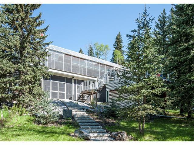 70257 Hwy 40, Rural Bighorn M.D., AB T4C 1A8 (#C4119855) :: Canmore & Banff