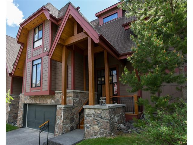 101 Armstrong Place #21, Canmore, AB T1W 3M2 (#C4120236) :: Canmore & Banff