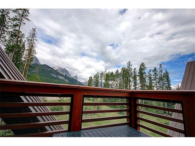 2100A Stewart Creek Drive #303, Canmore, AB T1W 0G3 (#C4120512) :: Canmore & Banff