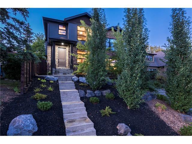 1834 30 Avenue SW, Calgary, AB T2T 1P7 (#C4120579) :: Redline Real Estate Group Inc