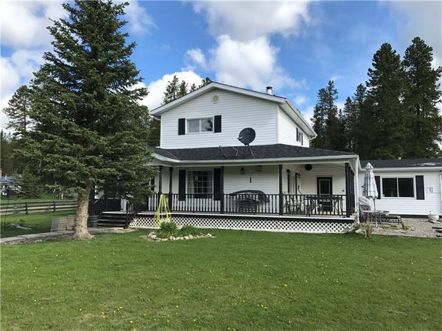 63248 Rr63a Whispering Pines Rd, Rural Bighorn M.D., AB  (#C4120847) :: Canmore & Banff