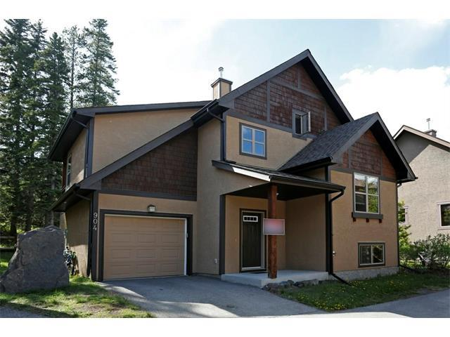 109 Armstrong Place #904, Canmore, AB T1W 3L2 (#C4121060) :: Canmore & Banff