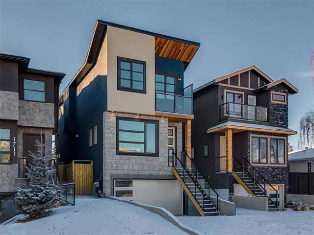 1709 27 Street SW, Calgary, AB T3C 1L6 (#C4121168) :: The Cliff Stevenson Group
