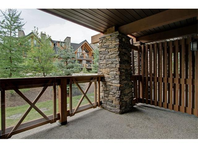 106 Stewart Creek Landing #121, Canmore, AB T1W 0G6 (#C4121336) :: Canmore & Banff