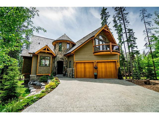 521 Silvertip Point(E), Canmore, AB T1W 3J1 (#C4121826) :: Canmore & Banff
