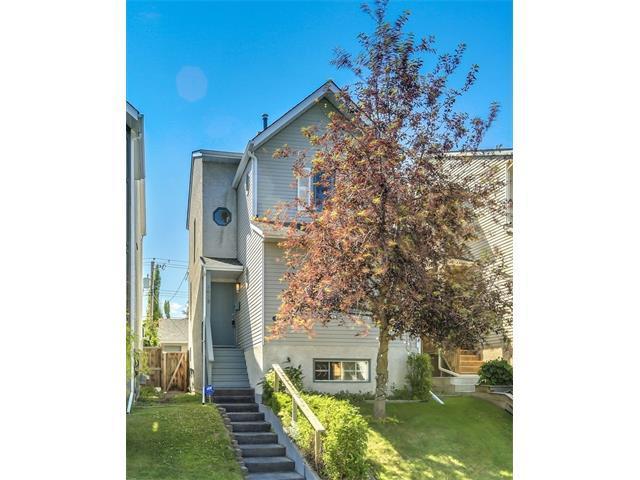 3629 1 Street SW, Calgary, AB T2S 1R2 (#C4121970) :: Tonkinson Real Estate Team